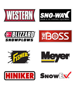 Snow plow manufacturers